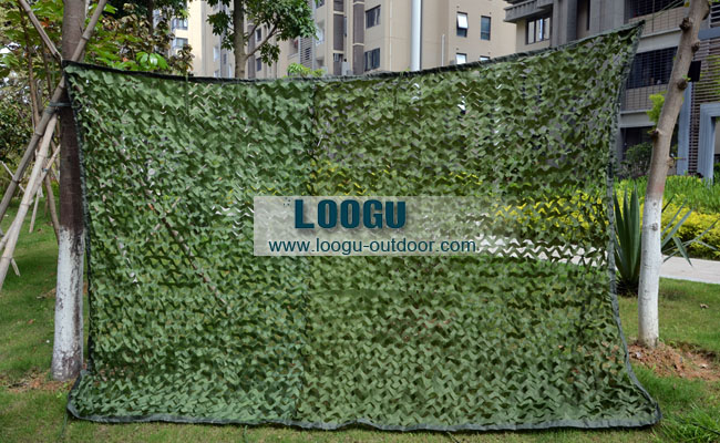2.5M*4M filet Camo Netting Green Digital camouflage netting for outdoor sun shelter sniper theme party decoration car covers<br>