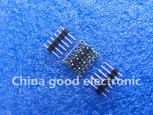 20pcs/lot 5V-3V IIC UART SPI Four Channel Level Converter Module for Arduino via China Post(China)