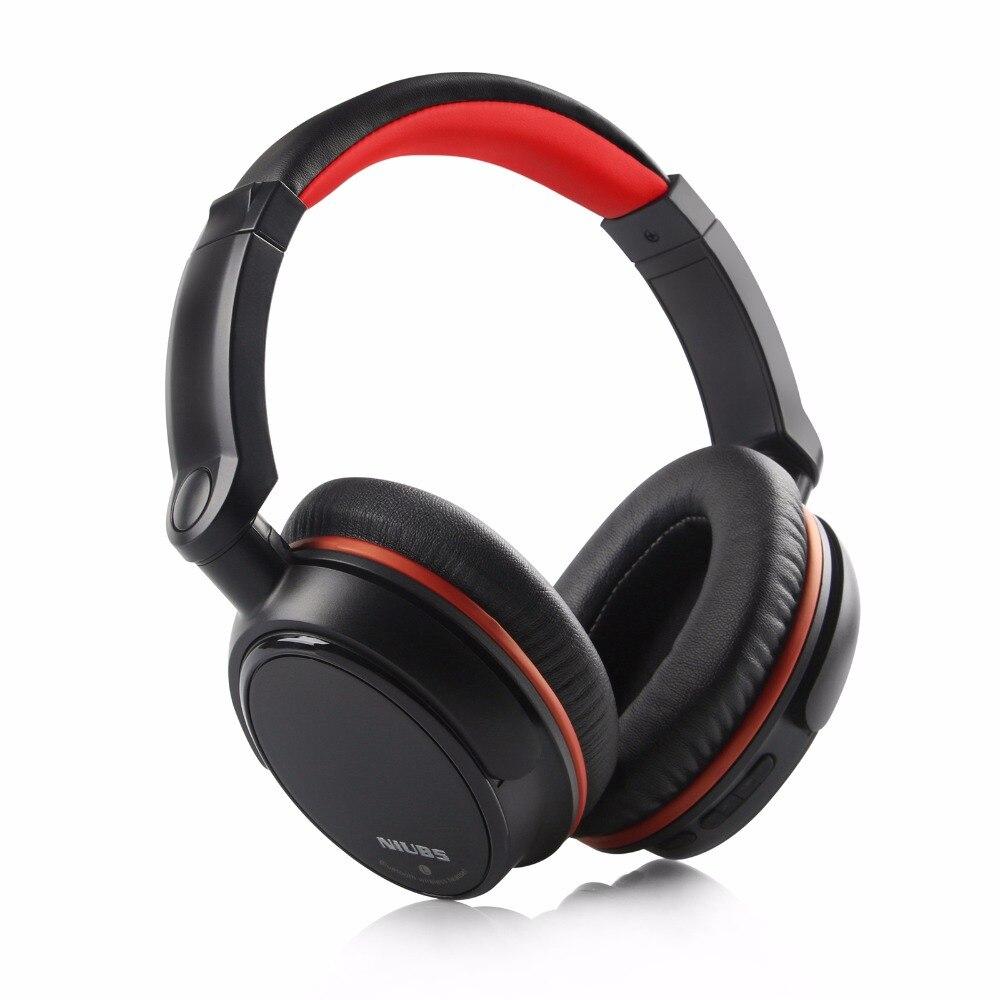 NiUB5-BT6 Wired &amp; Wireless Headphones Bluetooth for Mobile Phone Portable Handsfree Super Bass DJ Headset auriculares bluetooth<br><br>Aliexpress
