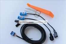 OEM MMI 3G GPS Bluetooth Mic Mirophone with Cable Harness for Audi Q3 A3(China)