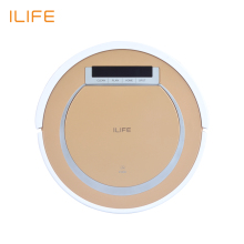 ILIFE X5 Robot Vacuum Cleaner Automatic Sweeping Intelligent Cleaning Microfiber Dust Cleaner  with Virtual Wall