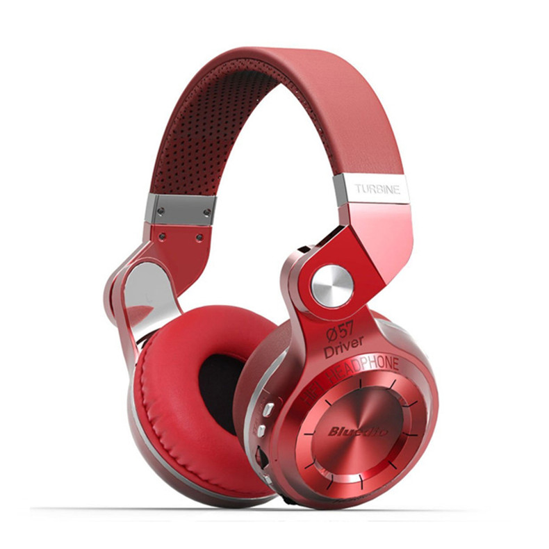 Bluedio T2+ fashionable foldable over the ear bluetooth headphones BT 4.1 support FM radio& SD card functions Music calls (10)
