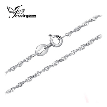 New Classics Necklace Seeds 16 18 Inch Chain Wholesale Price Only Send With Our Pendant Pure 925 Solid Sterling Silver