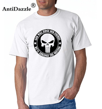 Antidazzle god will judge our enemies we'll arrange the meeting red Men American NAVY SEALS T shirt Casual Short Sleeve T shirt