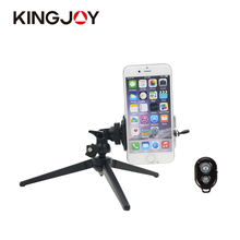KINGJOY tripod for phone camera mini tripode para movil mini camera telefon flexible mobile dslr tripod movil metal gorillapod