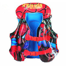 3 to 5 years old inflatable swimming cartoon children's swimming vest life jacket Life buoy xx092(China)