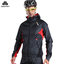 SOBIKE WINDOUT Thermal Warm Men Women Bicycle Jacket - Wind Cycling Clothing Outdoor Sportswear Riding Bike Jacket ropa ciclismo
