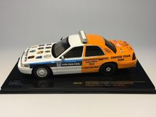 ixo 1:43 FORD CROWN VICTORIA POLICE INTERCEPTOR Arlington police 2012 MOC161 Diecast car model