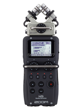 ZOOM H5 professional handheld digital recorder Four-Track Portable Recorder H4N upgraded version Recording pen