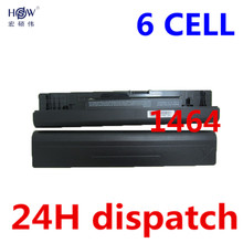 HSW 5200mAh 6Cell Laptop Battery For Dell Inspiron 1464 1564 1764 05Y4YV 0FH4HR 451-11467 5YRYV 9JJGJ JKVC5 NKDWV TRJDK  bateria