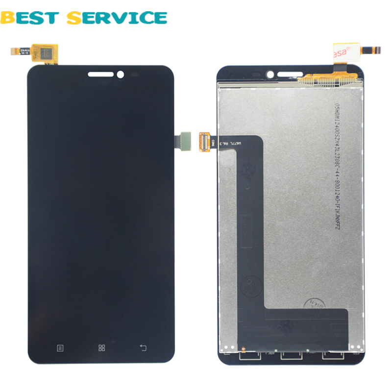 100% Guarantee Quality For Lenovo S850 LCD Display With Touch Screen Digitizer Assembly Black/White Free Shipping<br><br>Aliexpress
