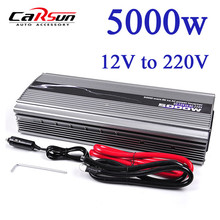 TBE Modified Sine Wave 5000W DC 12V To AC 220V 5000W/5KW High Power Inverter for Air-condition/Refrigerator/ Pump TBE-5000W(China)