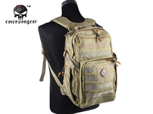 Emersongear 21 Litre City Military Backpack Tactical Gear Airsoft Hunting Bag Military Backpack Shoulder Bag EM5803D Khaki KK
