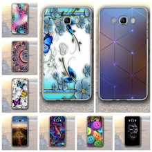 For Samsung Galaxy J7 2016 Cover 3D Relief Case for Samsung J7 (6) J710FN J710F J710M j710H J710  j7108 J7109 Soft TPU Cover