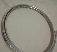 Stainless Steel Coil Gas pipe  , Machine tool parts DIY Material ,about 2 meters