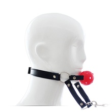 Buy Erotic Harness Dog Slave Bondage Balls Open Mouth Gag Chains Tuning Adult Games Fetish Sex Toys Couples