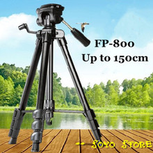 Wenfan FP-800 DSLR Portable Lightweight Tripod support For DV/Gopro Tripe Camera accessories Professional photograph