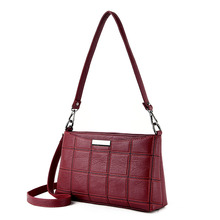2017 New fashion vintage casual ladies party bag women clutch famous designer shoulder messenger crossbody bags(China)