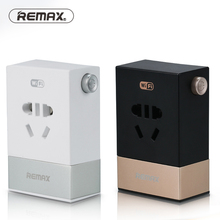 REMAX Smart Wifi Plug Power Socket Wireless App Remote Control 2 USB ports Timer Switch Wall Plug Home Appliance Automation