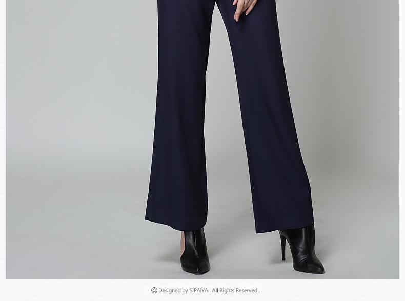 Long Sleeve Office Ladies Women Shirts (26)