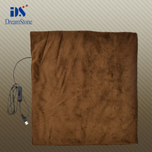 High-grade Household USB Electric Heated Blanket Safety Design Single Electric Mat Body Warmer Heater for Winter