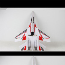 2017 100% brand new and high quality  KT SU-27 Airplane/Jet + 6CH RC Fighter Foam Glider Kits 	aircraft+remote control+charger