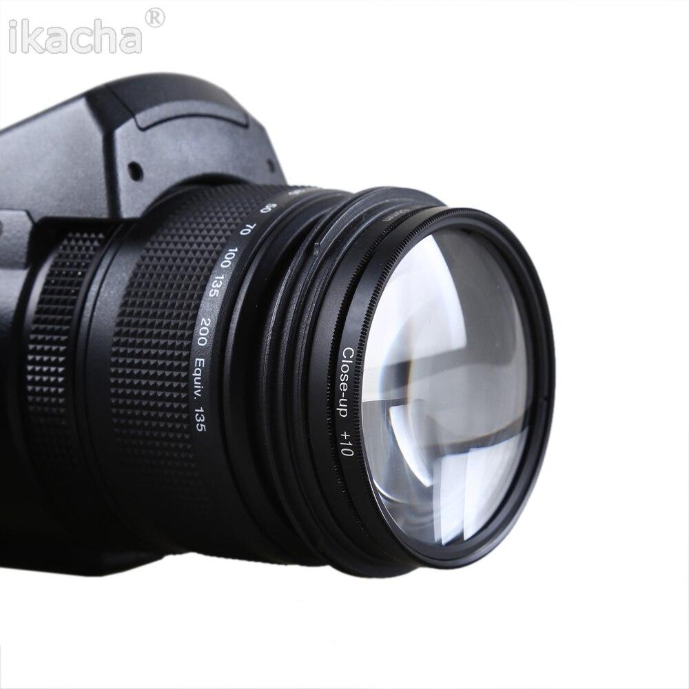 Close Up Macro Filter +1 +2 +4 +10 . (5)