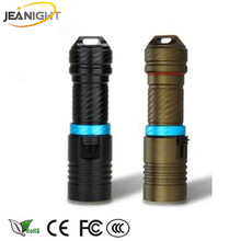 Diving flashlight 18650 or 26650 LED Underwater Flashlights XM-L2 Waterproof dive light Lamp Torch Portable Lantern Lights