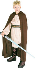 free shipping   Childrens Star Wars Jedi Robe Boys Fancy Dress Kids Costume Outfit 115 125 135 145