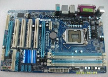 Free shipping original motherboard for Gigabyte GA-P55-US3L LGA 1156 DDR3 P55-US3L boards 16GB P55 Desktop motherboard