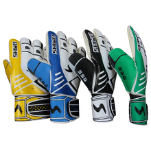 Newest Men Goalkeeper Gloves Football Glove Goal Keeper Gloves for Training Adult Youth Soccer Goalie Breathable Became Thicker