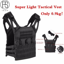 Outdoor CS Military Tactical Plate Carrier Ammo Chest Rig JPC Vest Airsoftsports Paintball Gear Body Armor For Hunting Equipment(China)