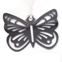 Affordable UK New Silver Butterfly Bookmark Marker Xmas Stocking Filler Favour Gift Boxed
