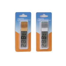 LCD Digital Thermometer Fish Aquarium Tank Water Vivarium Temperature Electric