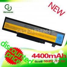 Golooloo 11.1v/10.8v 4400mAh Replacement Laptop Battery For Lenovo IdeaPad Y450 4189 Y450A Y450G Y550 4186 Y550A Y550P NEW(China)