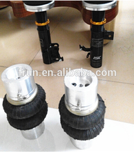 one pair 2 pcs universal air suspension springs common air bellows air pillows modify air bags(China)