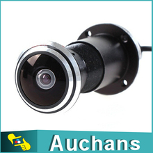 Hot Sale 420TVL Mini Peep Hole Camera 1.7mm Wide Angle Lens Indoor CCTV Security Camera