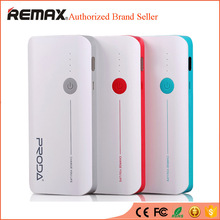 REMAX Portable Power Bank 20000mAh 18650 USB Charging Powerbank External Battery Charger Backup bateria externa for Smart Phones