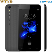 HOMTOM HT16 Pro 2GB+16GB 5.0 inch Android 6.0 MTK6737 Quad Core up to 1.3GHz Network: 4G Dual SIM OTA WiFi Bluetooth GPS