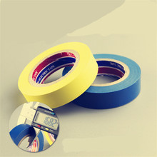 1pc DS628 Colorful Insulating Tape PVC Insulated Adhesive Tape Waterproof High Tenacity Electrical Working Use(China)