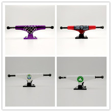 free shipping skateboard truck 5.0 inch closeout sale(China)