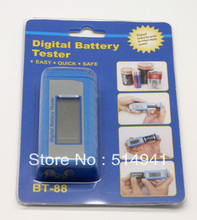 Wholesales Portable Fashion Digital Battery Tester BT-88(China)
