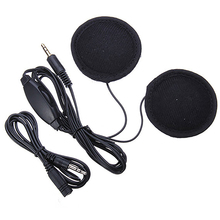 Motorcycle Motorbike Helmet Wired Earphone Headset Headphone for MP3 MP4 GPS