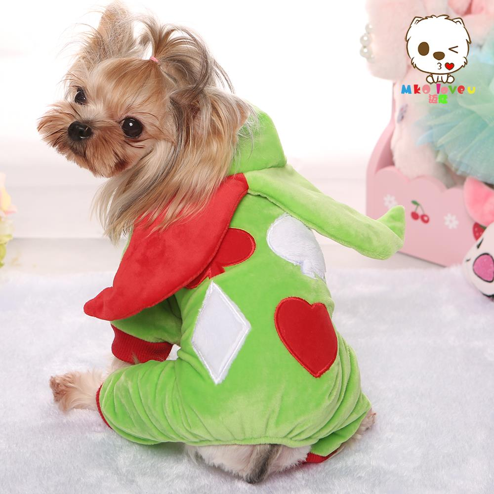Cute dogs in clothes