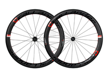 CALLANDER High quality 50mm clincher carbon wheelset 700C road bicycle full carbon clincher carbon wheels with taiwan hub