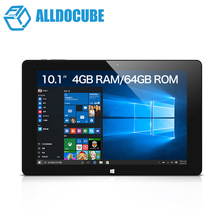 Original Cube iwork10 Ultimate Windows10+Android 5.1 Tablet PC 10.1'' IPS 1920x1200 Intel Atom X5-Z8350 Quad Core 4GB/64GB HDMI