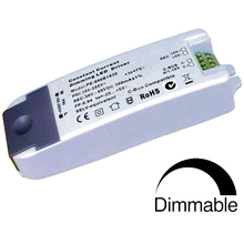 (10pcs/lot) Isolated high-precision constant current Dimming 12-24V 350mA 7W 0/1-10V dimmable LED driver