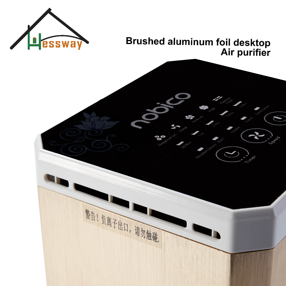 3 in 1 hepa filter negative ion air purifier air freshener for homes<br>
