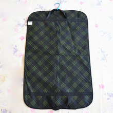 Dress Clothes Garment Suit Cover Bag Non-woven Dustproof Jacket Skirt Storage Protector