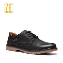 2018 Spring Men leather shoes driving luxury fashion designer brand casual male oxford shoes #W332(China)